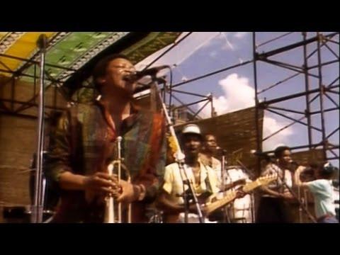 Hugh Masekela - Bring Him Back Home (Nelson Mandela) live