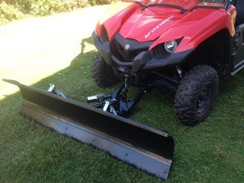 Yamaha Viking Snow Plow from Extreme Metal Products