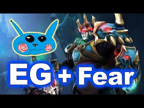 EG + Fear New Roster vs Blue Pikachu - NA Starladder Minor DOTA 2