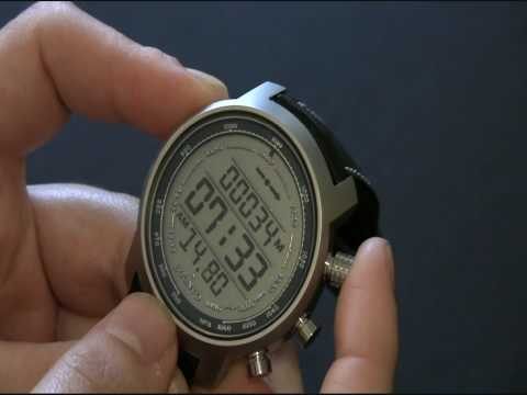 Suunto Elementum Terra Watch Review Video