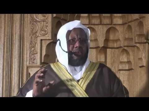 Khudbadi Jimcaha 08.02.2013 e Masjidka Tawfiiq Oslo (Sh.Mohammed Idris).wmv