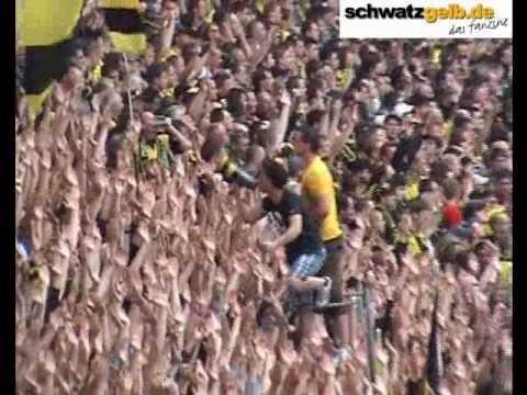 Dortmund vs Wolfsburg 1-1 (20100501) Part_2/4 Borussia Dortmund BVB VfL Wolfsburg Video