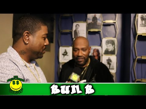 BUN B DISCUSSES BANKROLL FRESH, NEW HIP HOP ARTIST, AND BEING A LEGEND IN HIP HOP!!!