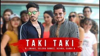 Taki Taki Dj Snake Ft Selena Gomez Ozuna Cardi B By Cesar James Y Augusto Buccafusco Zumba