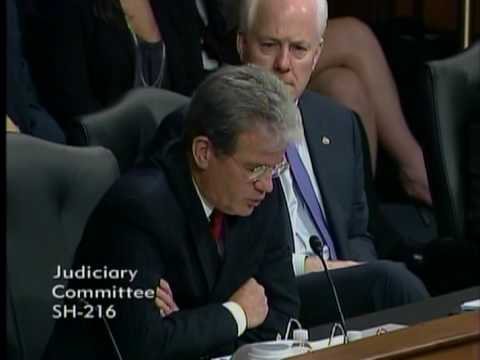 Senator Tom Coburn's Opening Statement in Judge Sotomayor's Nomination Hearing