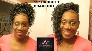 "Divatress: 12"" Crochet Braid Out"