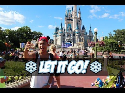 LET IT GO! | @PAULZEDRICH