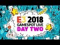 E3 2018 Exclusive Gameplay Demos, Interviews and S