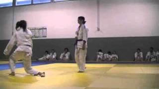 Exam Ceinture marron 2011