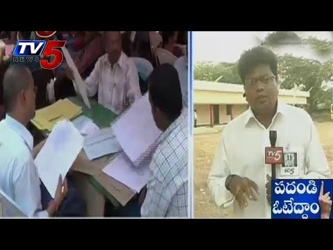 Khammam Elections : polls For 1 LS, 10 Assembly Seats