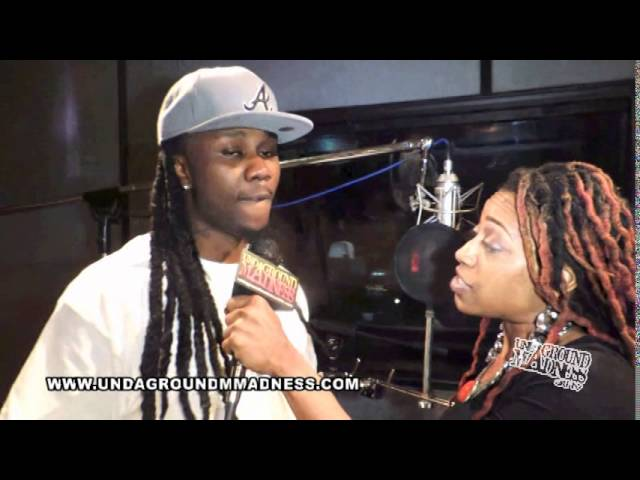 UNDAGROUND MADNESS ATL TV JODEY BREEZE INTERVIEW
