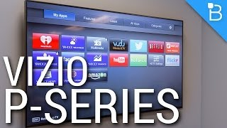 Vizio P-Series 70-inch UHD TV Unboxing!