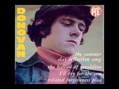 Donovan - Belated Forgiveness Plea