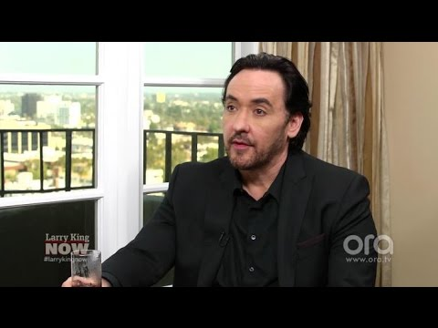 John Cusack Talks NSA, Snowden and Rand Paul | Larry King Now | Ora.TV