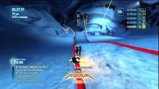 SSX *Exclusive* : Retro Mac at Mt. Eddie + New Soundtrack! (Gameplay) (HD)