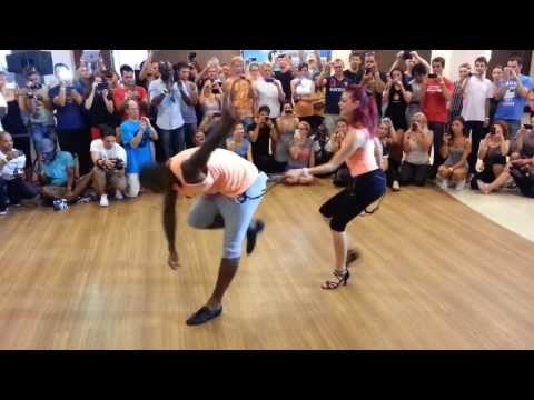 Kizomba by Tony Pirata & Sophie Fox