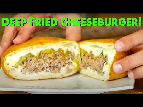 Image result for Deep Fried Burger recipes