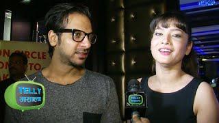 Ankita Lokhande And Karan Mehra In Kolkata Baabu Moshaye   INTERVIEW   BCL