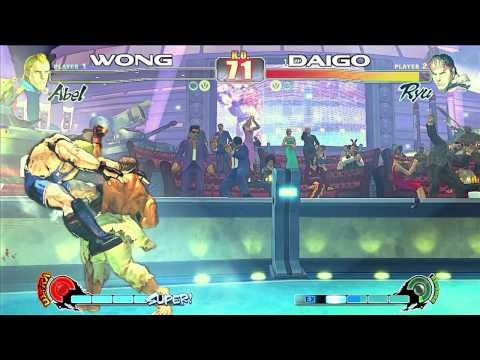Evo 2009 Finals ▶ Evo 2009 Sf4 Winner's Semis