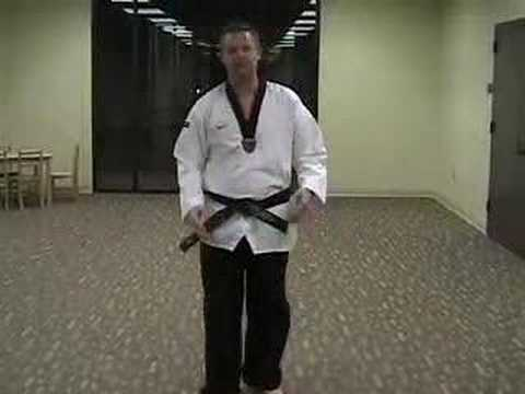 White/ Yellow TaeKwonDo forms taught by Jason Jacobs Image 1