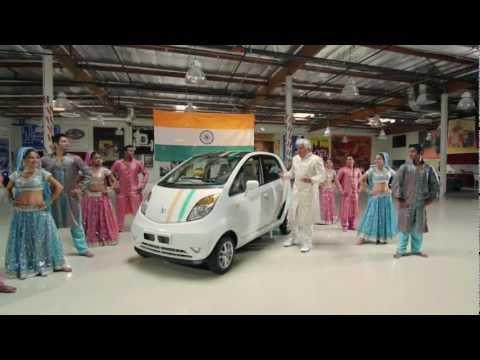 2012 Tata Nano: From Bollywood to Hollywood - Jay Leno