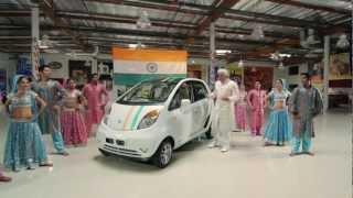 2012 Tata Nano: From Bollywood to Hollywood - Jay Leno's Garage