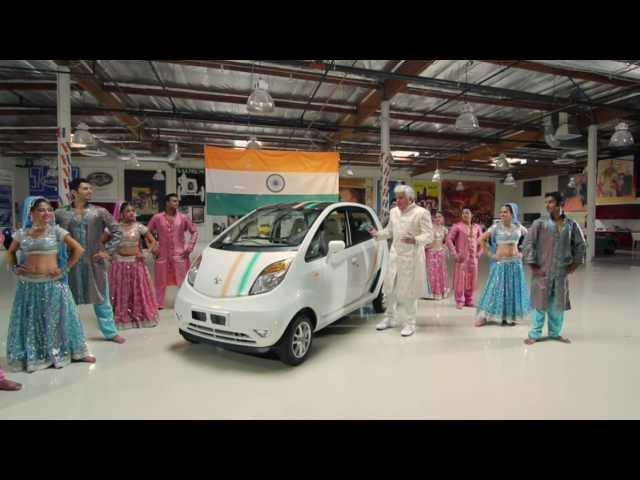 2012 Tata Nano: From Bollywood to Hollywood - Jay Leno's ...