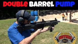 DP-12 Double Barrel Shotgun