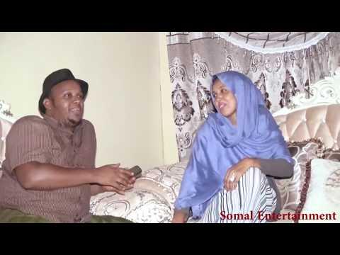 HADIMO JACEYL PART 7  Somali Film Romance thumbnail