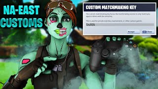 (NAE)CUSTOM MATCHMAKING SOLO/DUO/SQUAD SCRIMS FORTNITE LIVE/PS4,XBOX,PC,MOBILE,SWITCH
