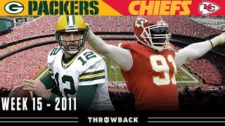 The Kansas City Surprise! (Packers vs. Chiefs, 2011)