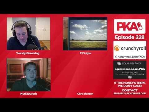PKA wo/ Chris Hansen Baltimore Riots, Drones, Suicide, and more