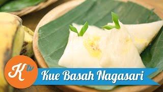 Resep Kue Basah Nagasari | YUDA BUSTARA