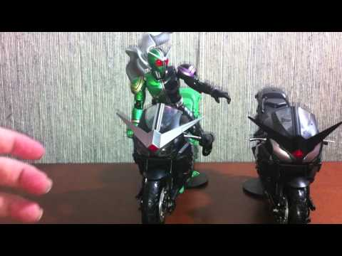 0 Review: S.H.Figuarts EX   Skullboilder