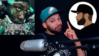Meek Mill Championships Album Review Overview Rating
