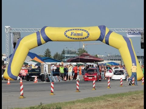 Osijek Street Race Show 12 - 2014 - Trke Ubrzanja 1na1
