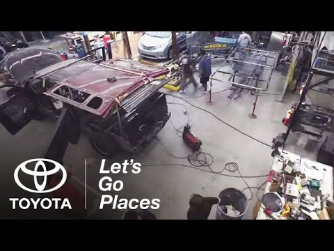 The Making of the Toyota Tundra Sportsman