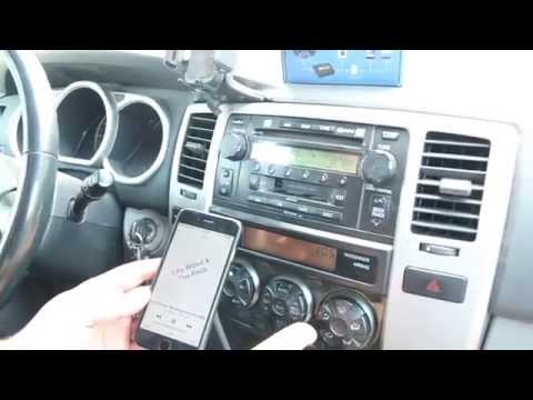 Bluetooth Kit for Toyota 4Runner 2003-2009 by GTA Car Kits