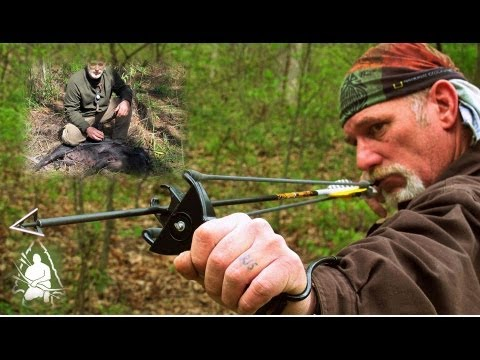 Using the Slingshot to Hunt Big Game