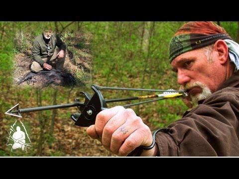 как сделать лук для ловли рыбы с луком