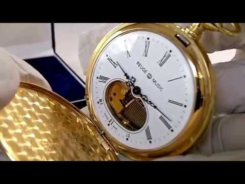 Reuge Music Pocket Watch