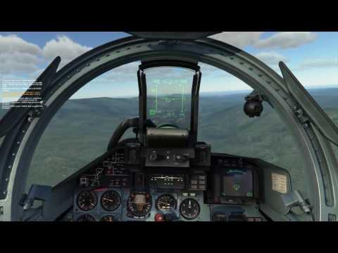 Kill F15 And Land Nalchik
