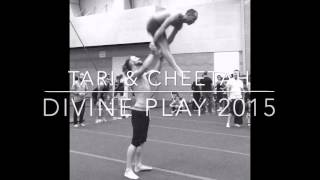 Tari and Cheetah Sports Acro Divine Play 2015