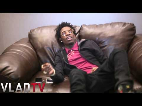 Rich Homie Quan: Young Thug & I Connected at Gucci's Studio