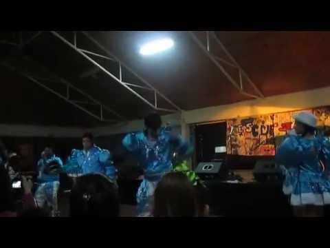 Danzas Bolivianas.