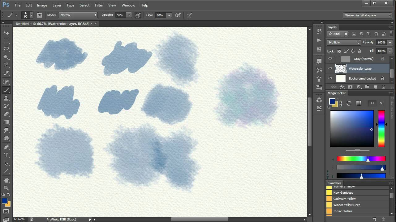 Best Photoshop Painting Filter
