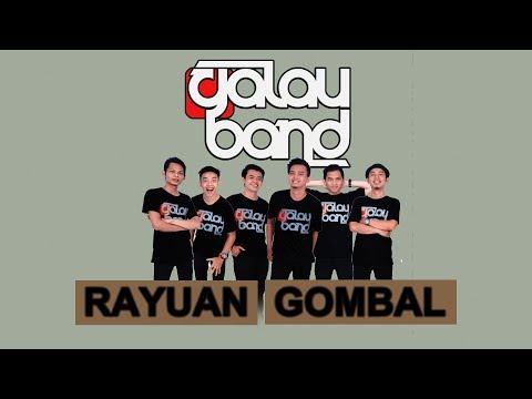 Galau Band - Rayuan Gombal (Official Lyrics Video)