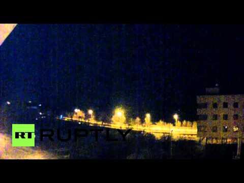 Ukraine: Donetsk Airport fighting intensifies