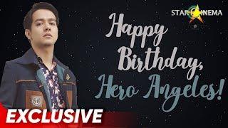 Happy Birthday, Hero Angeles!