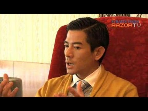 Aaron Kwok :No to marriage